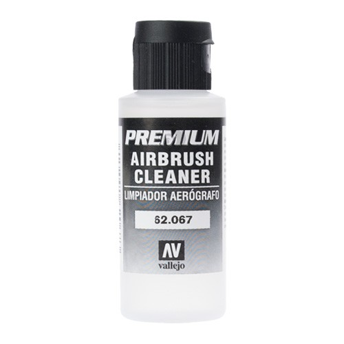 Premium Airbrush Cleaner 60 ml. bottle