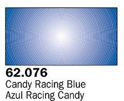 Premium Candy Racing Blue 60ml