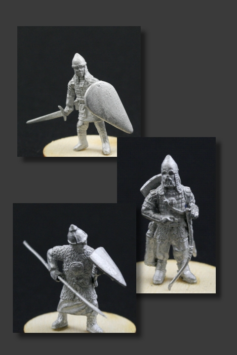 Medieval Russian Knights