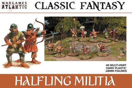Halfling Milita Box Set