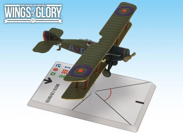 Wings Of Glory WWI Miniatures: Bristol F.2B Fighter (Arkell/Stagg)