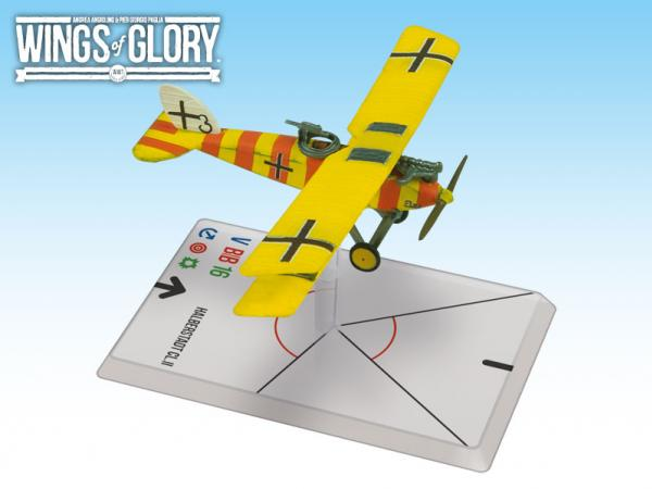 Wings of Glory WWI Minatures: Halberstadt CL.II (Niemann/Kolodzicj)