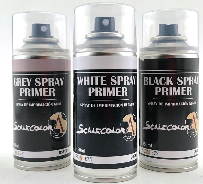 Spray Primer 400ML- White