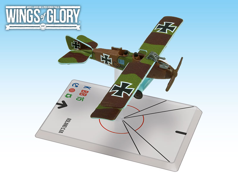 Wings of Glory: Roland C.IIA FFA 292B