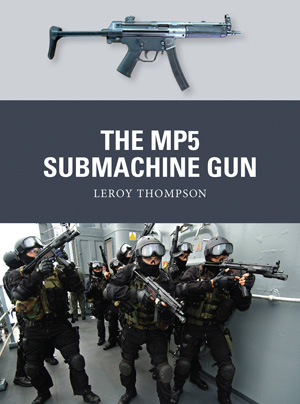 Osprey Weapon: The MP5 Submachine Gun