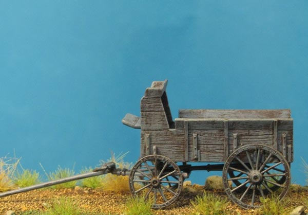Old West Heavy Transport Wagon - ONLY 2 AVAILABLE AT THIS PRICE