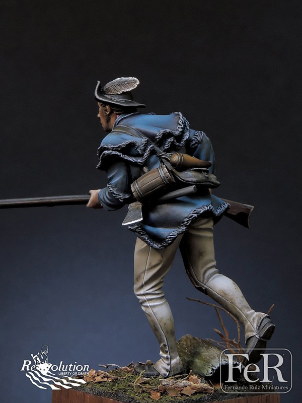 Michigan Toy Soldier Company : FeR Miniatures - Morgans