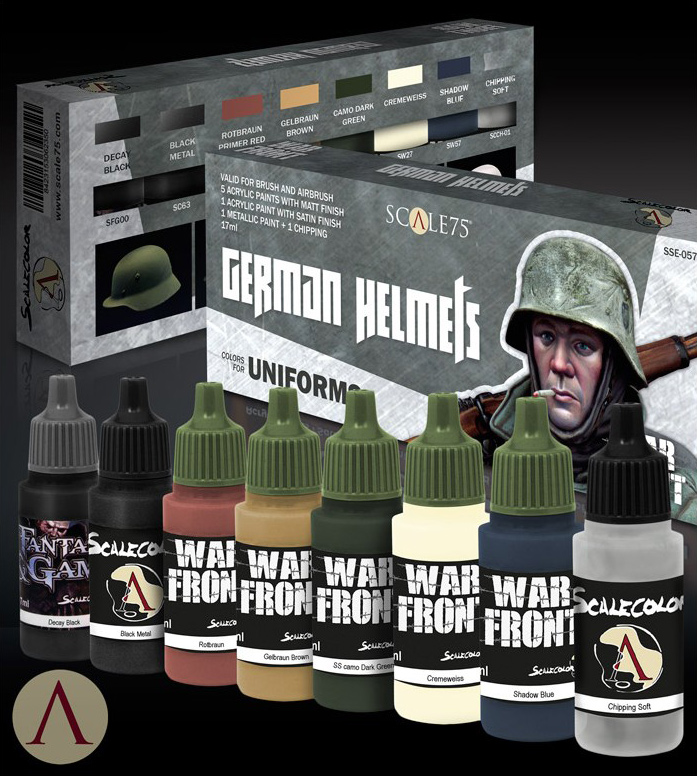 Michigan Toy Soldier Company : Scale75 - Scale Color