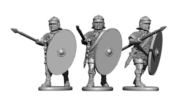 VXA028 28mm Roman Auxiliary Infantry Victrix